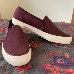 Keds Double Decker Suede Sneakers